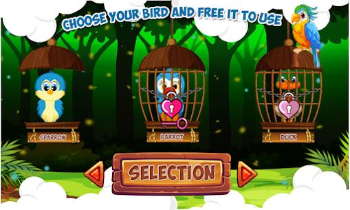 Jungle Adventure Game for Kids – SuperHero Birds Game APP 4