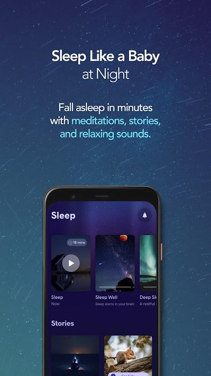 Meditopia: Sleep, Meditation, Breathing poster 0