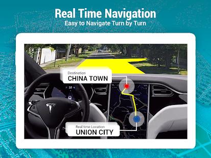 Street View - Panorama 3D Live camera Speedometer 1.0.66 Screenshots 5