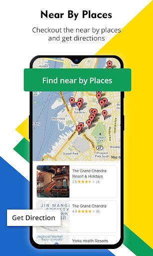 Street View - Live Earth Map , GPS Navigation 2.7 Screenshots 4