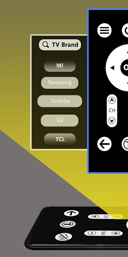 Universal Remote Control - Remote for All TV modavailable screenshots 2