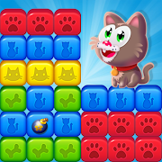 Pet Rescue Mission - Blast Toy Cubes and Save Pets