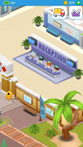Idle Frenzied Hospital Tycoon 0.9 screenshots 13