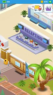 Idle Frenzied Hospital Tycoon