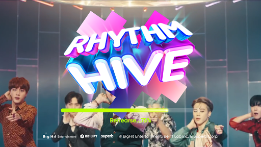 Rhythm Hive Varies with device screenshots 1