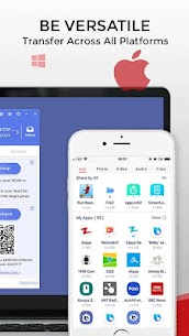 Zapya – File Transfer, Share Apps & Music Playlist 4