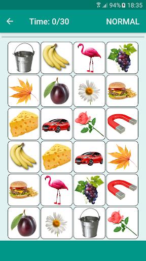 Brain game. Picture Match. https screenshots 1