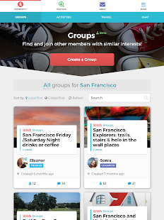 Stitch - The Social Community for Anyone Over 50