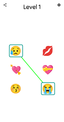 Emoji Match - Challenging Emoji Puzzle Game 1.6 screenshots 1