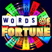 Wheel of Fortune: Words of Fortune Crossword Fun