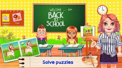 My Class Teacher Classroom Fun Play Game 1.4 screenshots 1