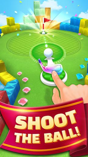 Mini Golf King - Multiplayer Game modiapk screenshots 1