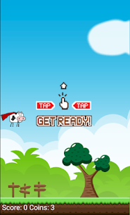 Flying Super Cow Hack for iOS and Android 2
