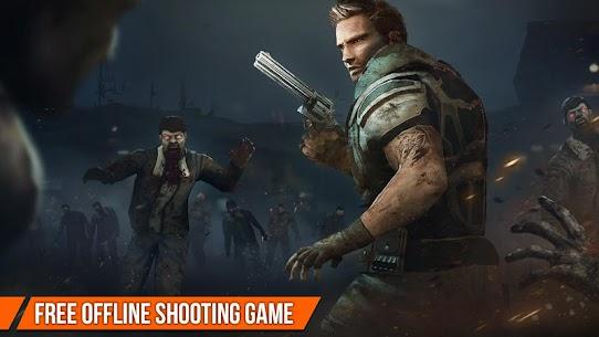 DEAD TARGET: Zombie Shooter (MOD Full Gold / Money) 4