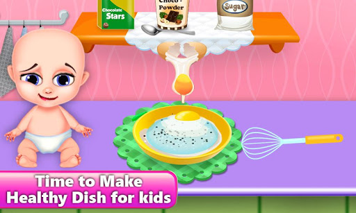 Mommy Baby grown & Care Kids Game 1.12 screenshots 2
