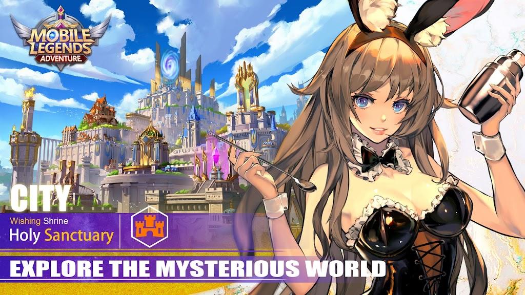 Mobile Legends: Adventure  poster 1