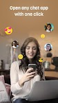 screenshot of Messenger