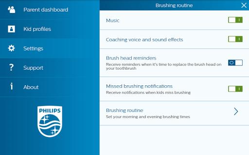 Philips Sonicare For Kids 3.0.0 Screenshots 10