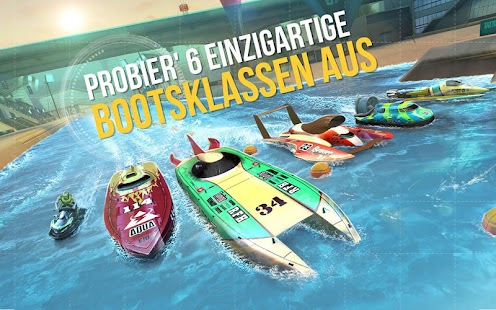 Top Boat: Racing Simulator 3D Screenshot