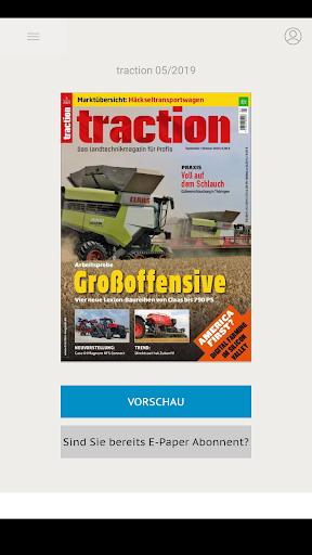traction Magazin Screenshots 1