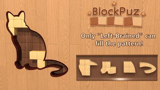 BlockPuz: Jigsaw Puzzles &Wood Block Puzzle Game apktram screenshots 9