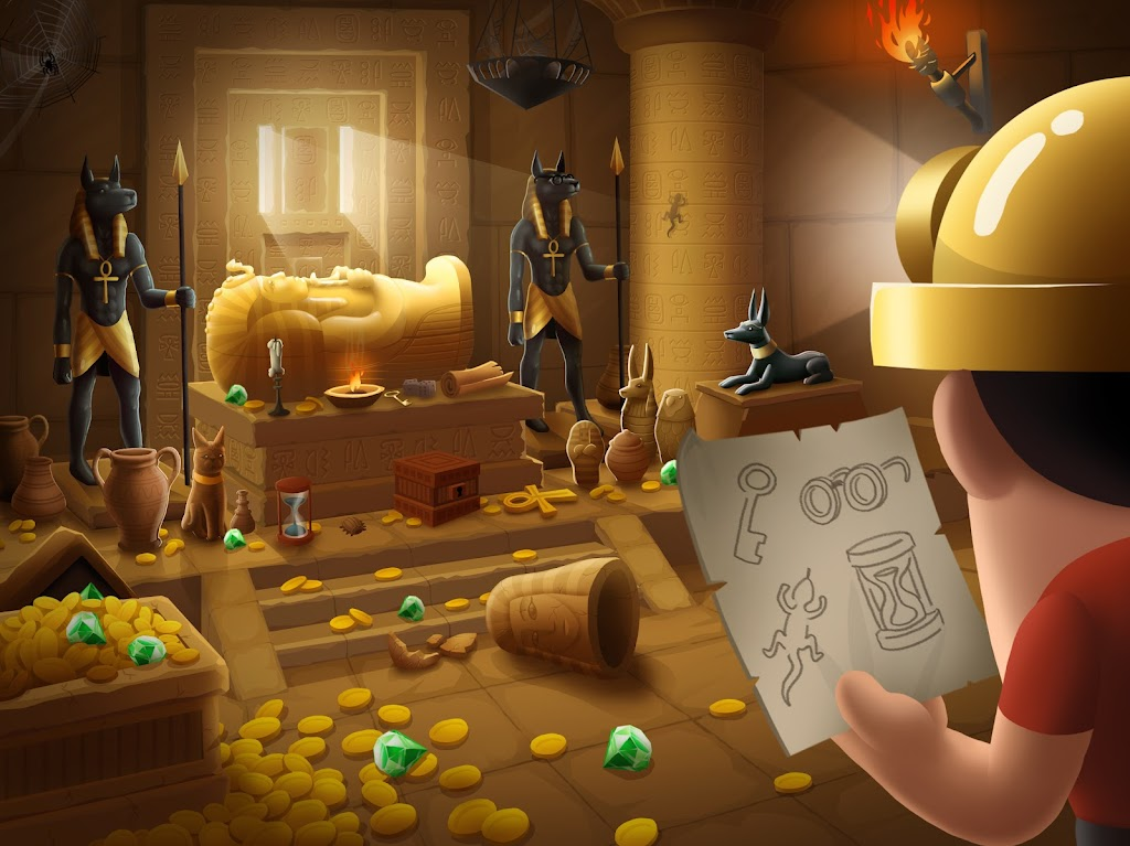 Diggy's Adventure: Maze Games poster 5