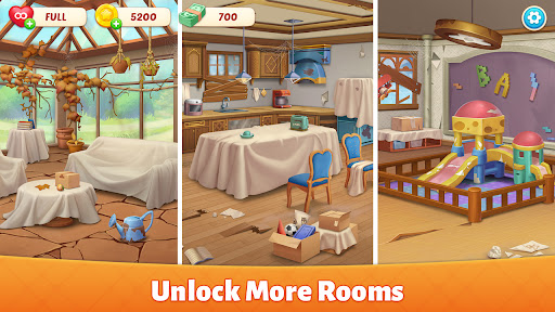 Baby Mansion-home makeover 1.023.5066 screenshots 7