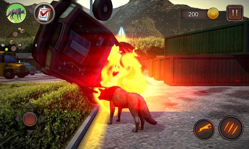 Wolf Dog Simulator 1.0.6 screenshots 4
