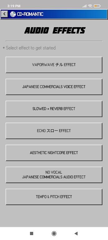 CD-ROMantic PRO 🌴: Vaporwave Music & Video Maker  poster 1