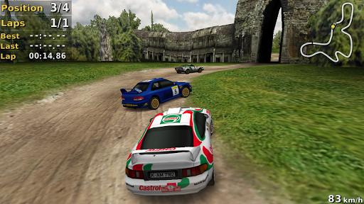 Pocket Rally LITE 1.4.0 Screenshots 5