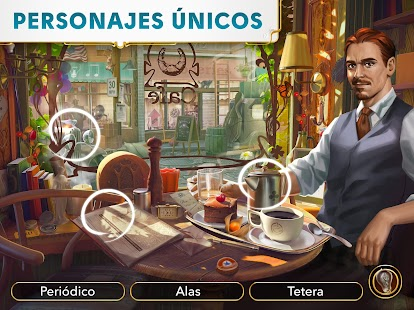 June's Journey - Misterio y objetos ocultos Screenshot