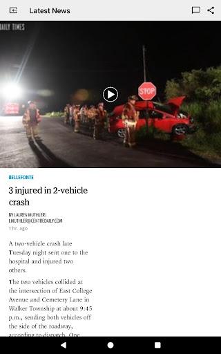 Centre Daily Times - PA news 7.7.0 screenshots 15