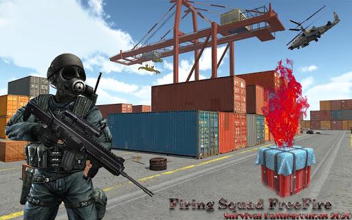 Firing Squad FreeFire Survival Battlegrounds 2020  screenshots 1