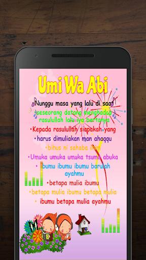 Lagu Anak Muslim & Sholawat Nabi 1.0.8 screenshots 5