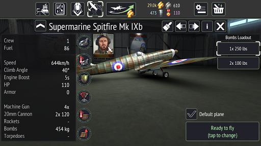 Warplanes: WW2 Dogfight  screenshots 8