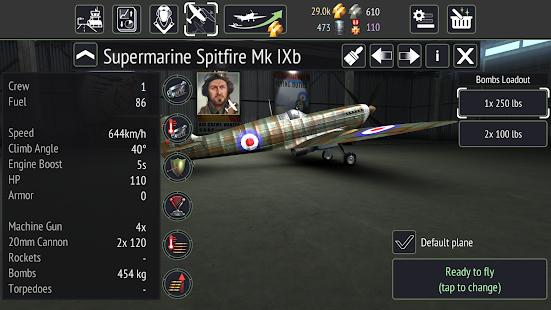 Warplanes: WW2 Dogfight 2.1.1 Screenshots 8