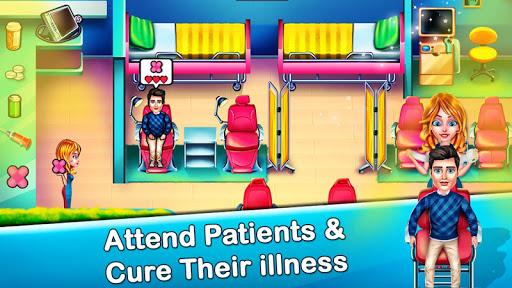 My Hospital Doctor Arcade Medicine Management Game Screenshot 2