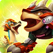 Dino War Ankylo VS Brachio