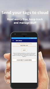 NFC Reader Writer - NFC tools - NFC Tag writer