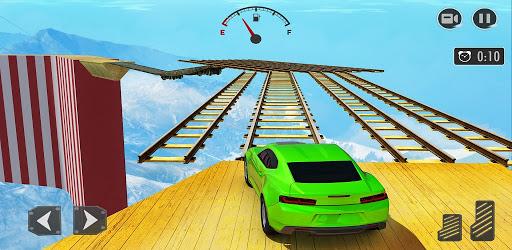 New Mega Ramp Crazy Car Stunts Games 1.0.37 screenshots 3
