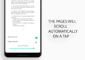 Free PDF Reader - Auto Scroll
