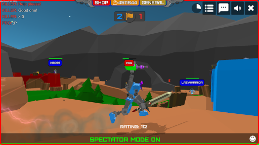 Armored Squad: Mechs vs Robots android2mod screenshots 5