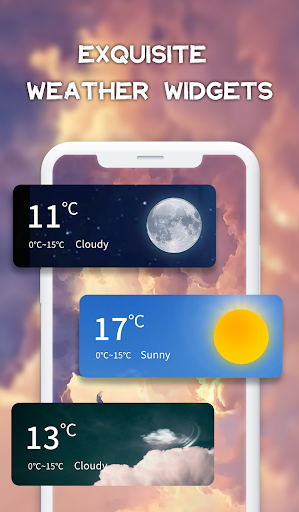 Daily Weather android2mod screenshots 6