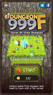 Schermata di Dungeon999