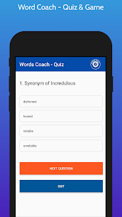 Word Coach – Vocabulary Builder App, Quiz and Game 5