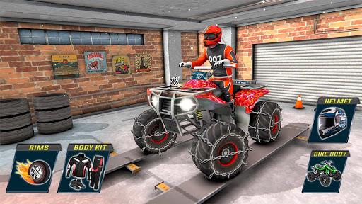 ATV Quad Bike 2020: Offroad Mania Apkfinish screenshots 1