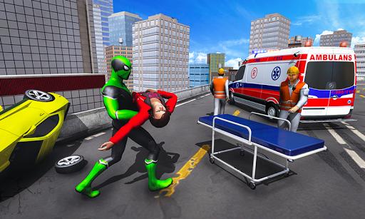 Frog Ninja Hero Gangster Vegas Superhero Games 1.2 Paidproapk.com 1
