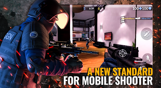 Critical Ops MOD (Unlimited Money/Health) 1