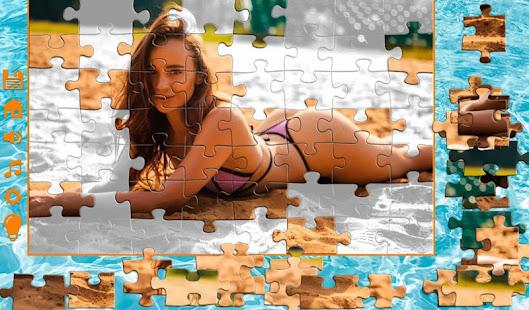 Bikini puzzles screenshots 15