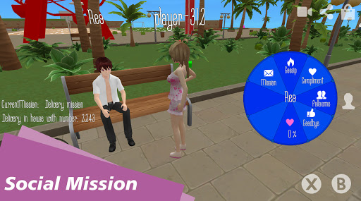 Waifu Simulator Multiplayer 0.4.3 screenshots 6